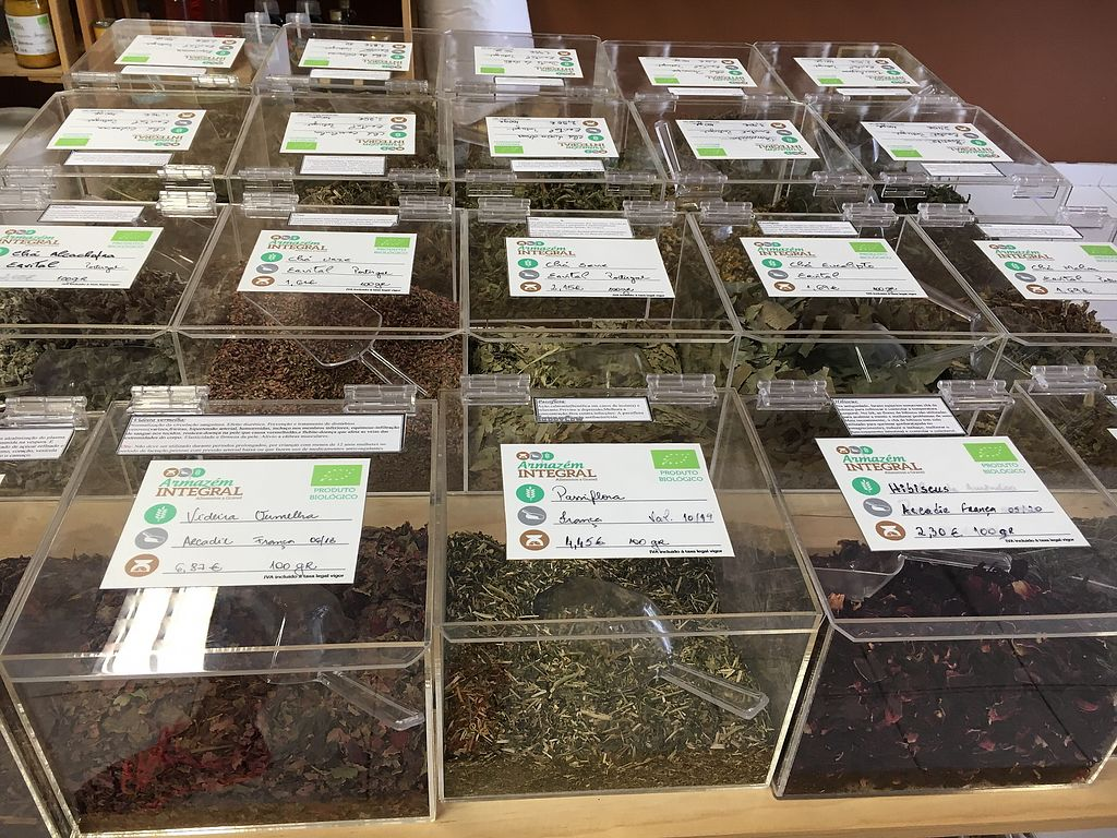 """Photo of Armazem Integral  by <a href=""""/members/profile/hack_man"""">hack_man</a> <br/>Teas and infusions  <br/> September 12, 2017  - <a href='/contact/abuse/image/99316/303610'>Report</a>"""