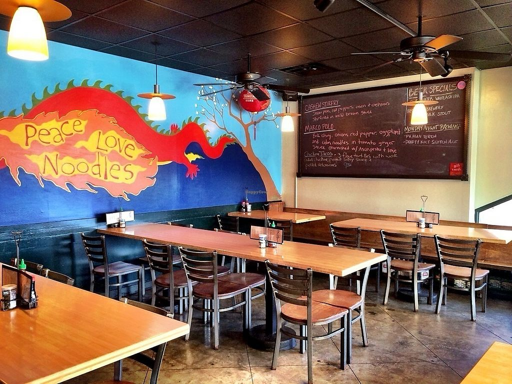 """Photo of Doc Chey's Noodle House - Highland Ave  by <a href=""""/members/profile/KatieBush"""">KatieBush</a> <br/>Inside <br/> August 22, 2017  - <a href='/contact/abuse/image/99336/295943'>Report</a>"""