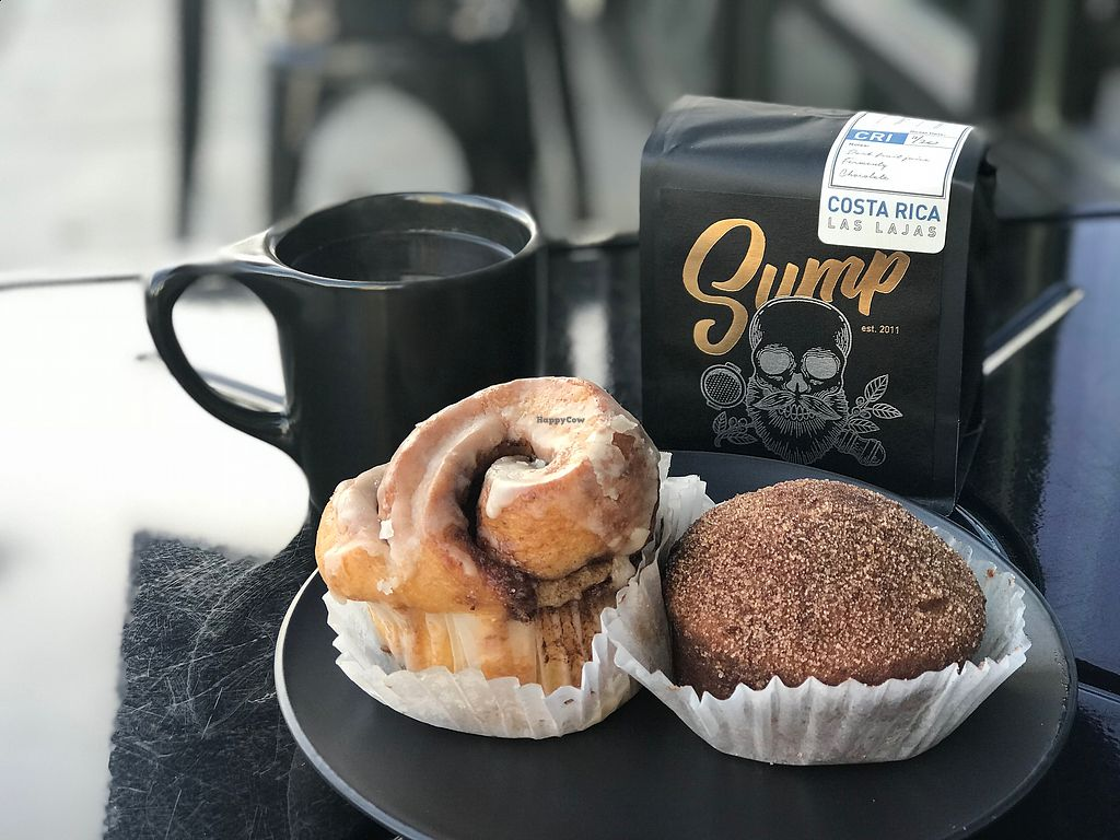 """Photo of Oracle Coffee Company  by <a href=""""/members/profile/OracleCoffee"""">OracleCoffee</a> <br/>Coffee and baked goods <br/> January 19, 2018  - <a href='/contact/abuse/image/99360/348206'>Report</a>"""