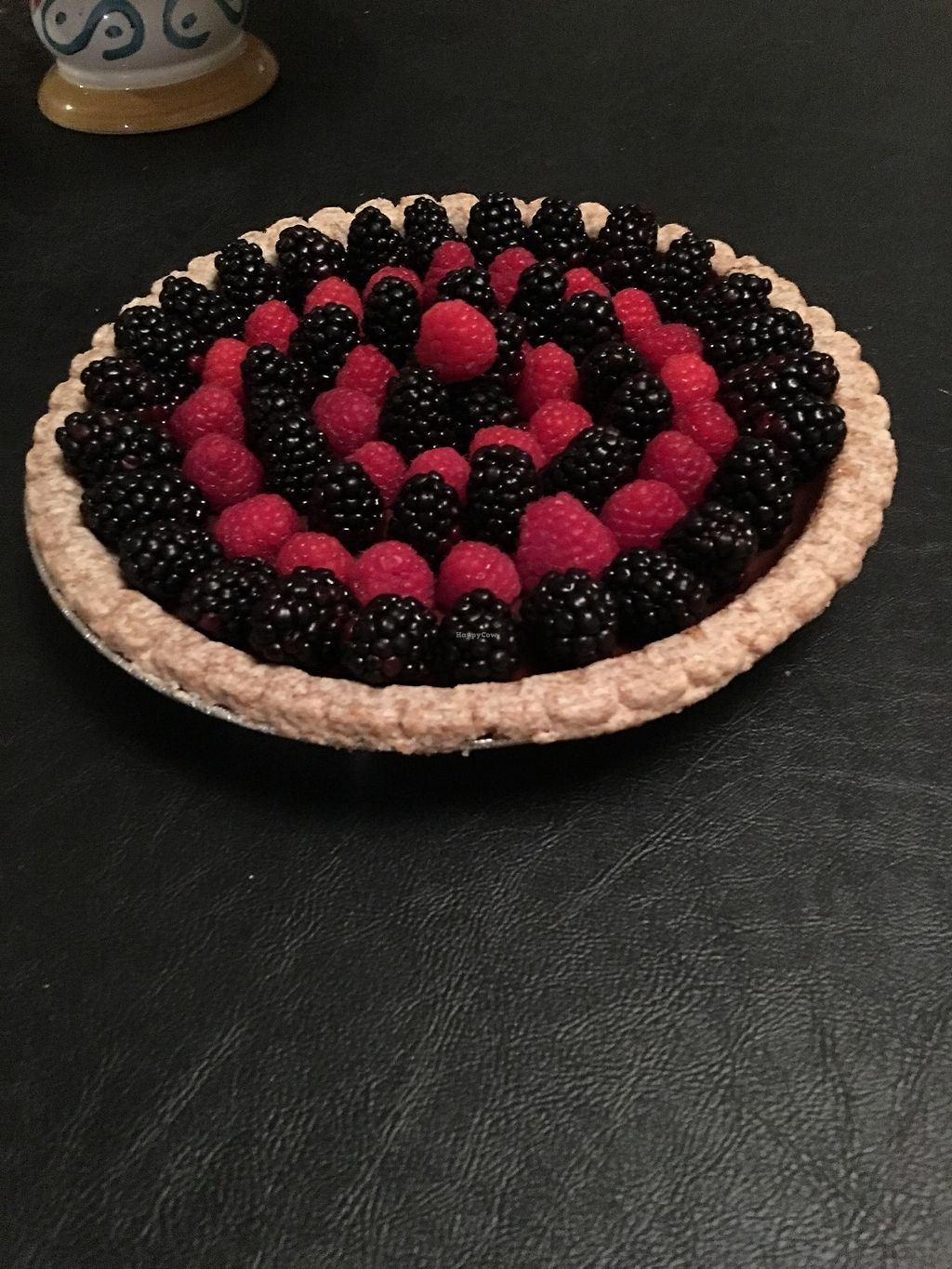 "Photo of Twilight & Lemongrass  by <a href=""/members/profile/FranceskaLynne"">FranceskaLynne</a> <br/>Vegan chocolate berry tart <br/> August 23, 2017  - <a href='/contact/abuse/image/99369/296430'>Report</a>"