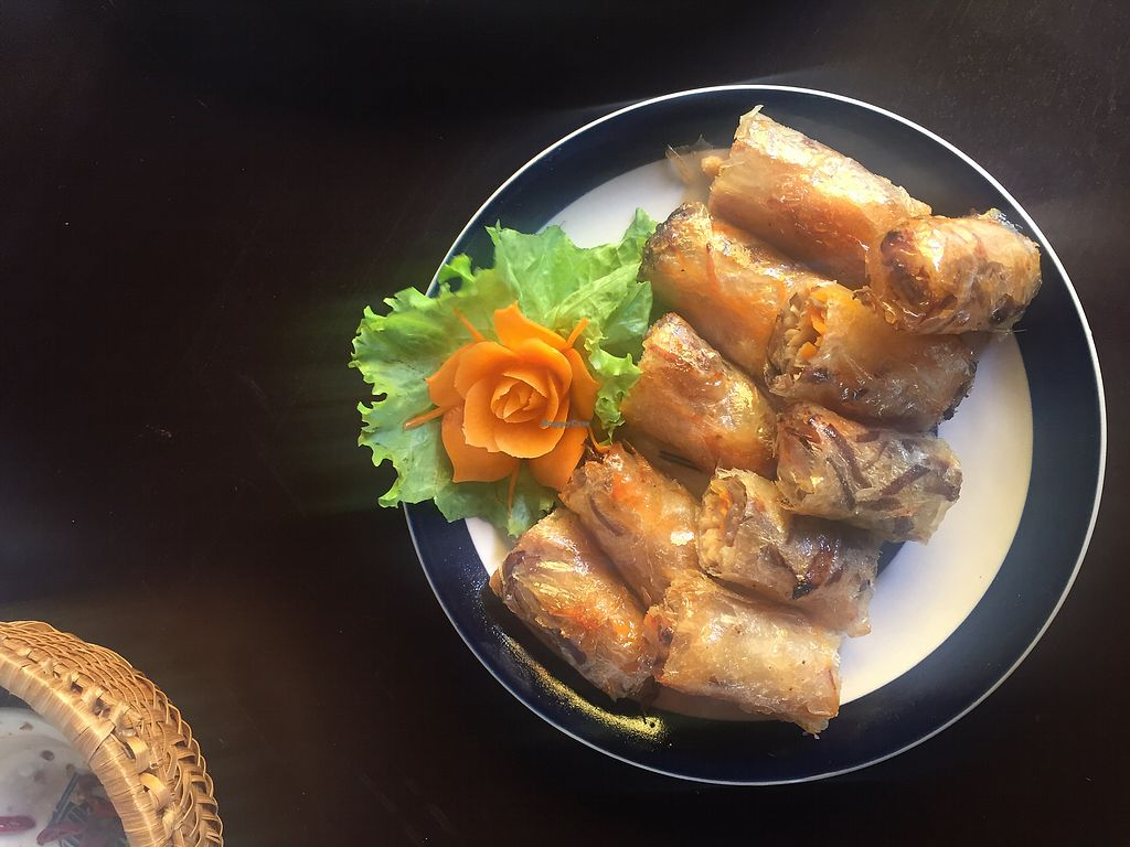 "Photo of Com Nha Linh  by <a href=""/members/profile/BellaCash"">BellaCash</a> <br/>veggie spring rolls <br/> August 24, 2017  - <a href='/contact/abuse/image/99391/296584'>Report</a>"