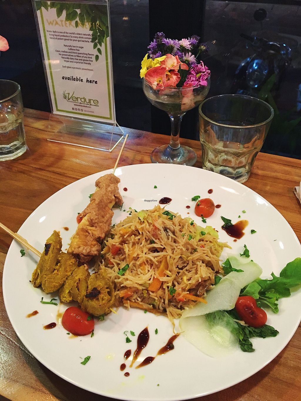 "Photo of Vinny's Warung  by <a href=""/members/profile/GetterR"">GetterR</a> <br/>Mie Goreng with satay  <br/> August 24, 2017  - <a href='/contact/abuse/image/99397/296519'>Report</a>"