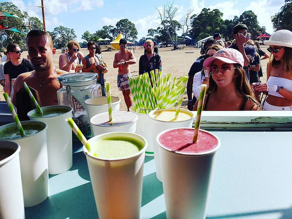 """Photo of Barefoot Blender  by <a href=""""/members/profile/jdemar11"""">jdemar11</a> <br/>Festival experiences! <br/> August 25, 2017  - <a href='/contact/abuse/image/99466/296917'>Report</a>"""
