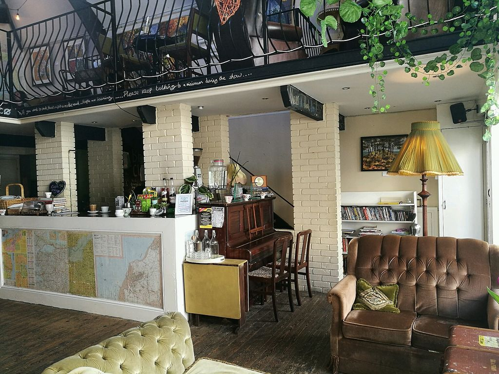 """Photo of Loves Cafe  by <a href=""""/members/profile/JemmaStovell"""">JemmaStovell</a> <br/>Bar front <br/> April 21, 2018  - <a href='/contact/abuse/image/99553/389073'>Report</a>"""