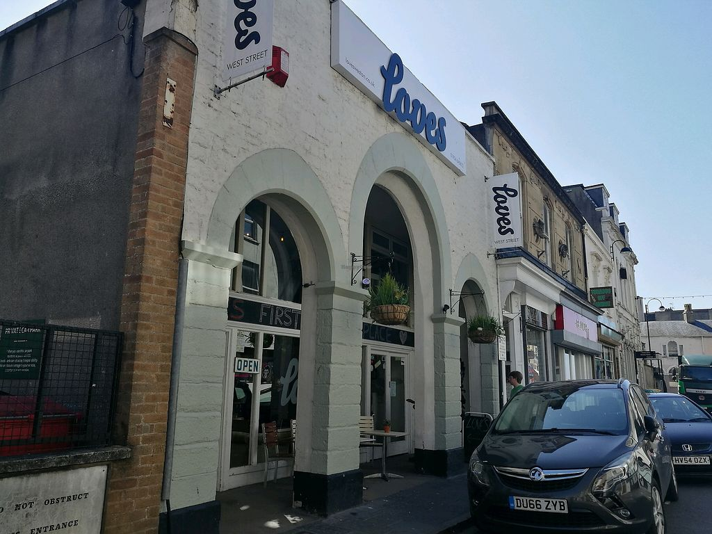"""Photo of Loves Cafe  by <a href=""""/members/profile/JemmaStovell"""">JemmaStovell</a> <br/>Front <br/> April 21, 2018  - <a href='/contact/abuse/image/99553/389074'>Report</a>"""