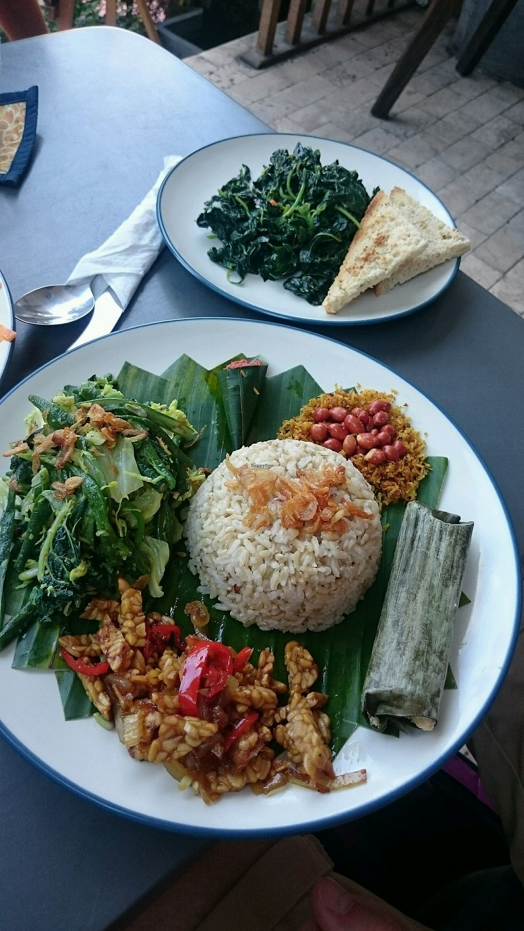 """Photo of Blackbeach  by <a href=""""/members/profile/Alex%26Jay"""">Alex&Jay</a> <br/>Indonesian dish  <br/> August 26, 2017  - <a href='/contact/abuse/image/99607/297684'>Report</a>"""