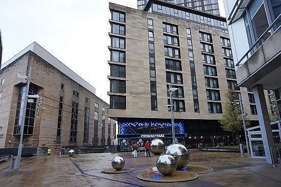"""Photo of Pizza Express - St Paul's Place  by <a href=""""/members/profile/Meaks"""">Meaks</a> <br/>Steel balls and dough balls <br/> August 26, 2017  - <a href='/contact/abuse/image/99627/297645'>Report</a>"""