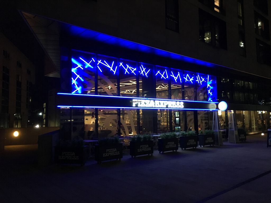 """Photo of Pizza Express - St Paul's Place  by <a href=""""/members/profile/hack_man"""">hack_man</a> <br/>Exterior  <br/> March 22, 2018  - <a href='/contact/abuse/image/99627/374597'>Report</a>"""