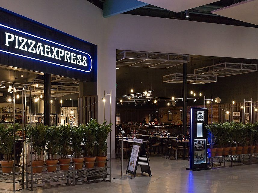 """Photo of Pizza Express - Meadowhall  by <a href=""""/members/profile/Meaks"""">Meaks</a> <br/>Meadowhall Branch <br/> August 26, 2017  - <a href='/contact/abuse/image/99630/297641'>Report</a>"""