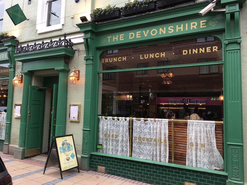 "Photo of The Devonshire  by <a href=""/members/profile/hack_man"">hack_man</a> <br/>Outside  <br/> March 24, 2018  - <a href='/contact/abuse/image/99641/375392'>Report</a>"