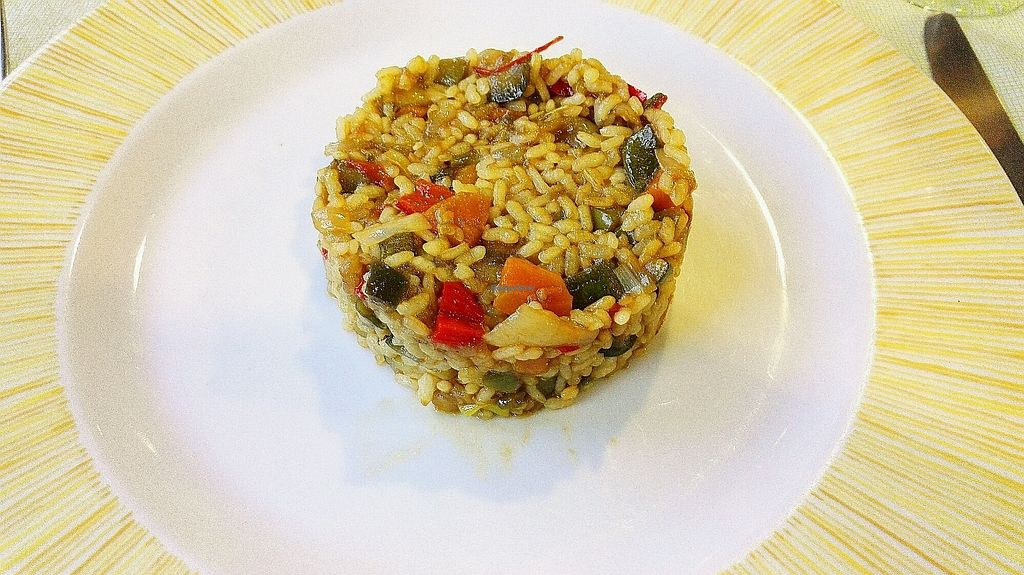 "Photo of Cafe Restaurante Cares  by <a href=""/members/profile/AniaKoala"">AniaKoala</a> <br/>rice with veggies <br/> August 26, 2017  - <a href='/contact/abuse/image/99661/297619'>Report</a>"