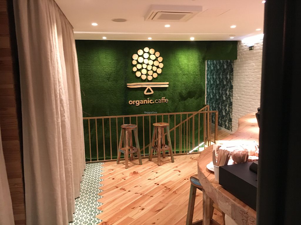 """Photo of Organic Caffe - Chiado  by <a href=""""/members/profile/hack_man"""">hack_man</a> <br/>Inside  <br/> September 9, 2017  - <a href='/contact/abuse/image/99667/302627'>Report</a>"""