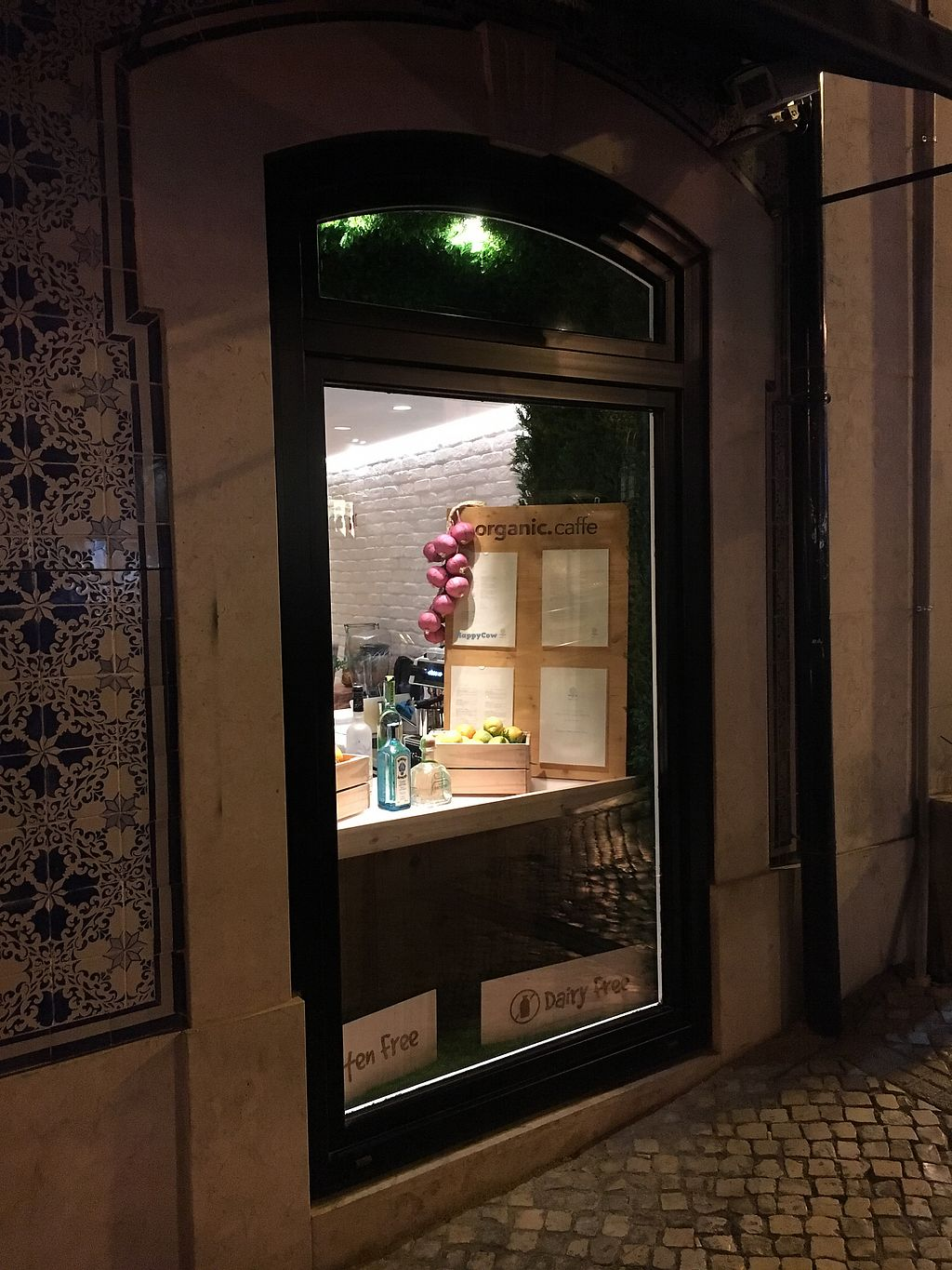 """Photo of Organic Caffe - Chiado  by <a href=""""/members/profile/hack_man"""">hack_man</a> <br/>Outside  <br/> September 9, 2017  - <a href='/contact/abuse/image/99667/302629'>Report</a>"""