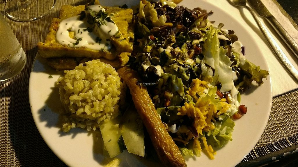 """Photo of Organic Caffe - Chiado  by <a href=""""/members/profile/esle"""">esle</a> <br/>tofu, sorry for terrible light <br/> October 20, 2017  - <a href='/contact/abuse/image/99667/316883'>Report</a>"""