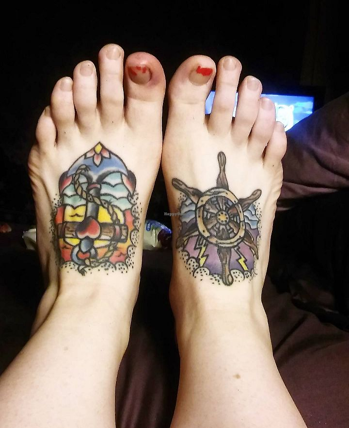 """Photo of DermalGrafix Tattoo  by <a href=""""/members/profile/Sheepyboop"""">Sheepyboop</a> <br/>Older work by the owner Elvis <br/> September 8, 2017  - <a href='/contact/abuse/image/99741/301911'>Report</a>"""