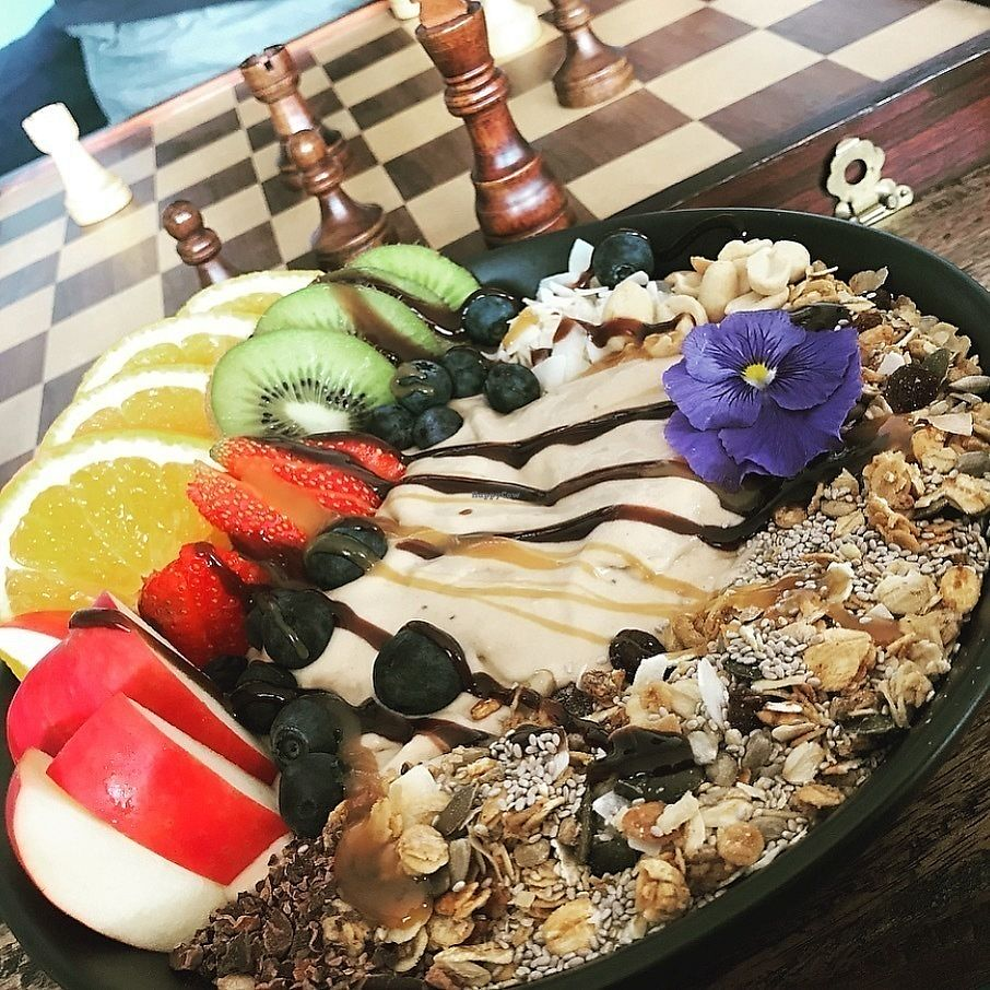 "Photo of Wabi Canteen  by <a href=""/members/profile/AlyshaBrookeRoby"">AlyshaBrookeRoby</a> <br/>Snickers smoothie bowl <br/> March 5, 2018  - <a href='/contact/abuse/image/99769/366918'>Report</a>"