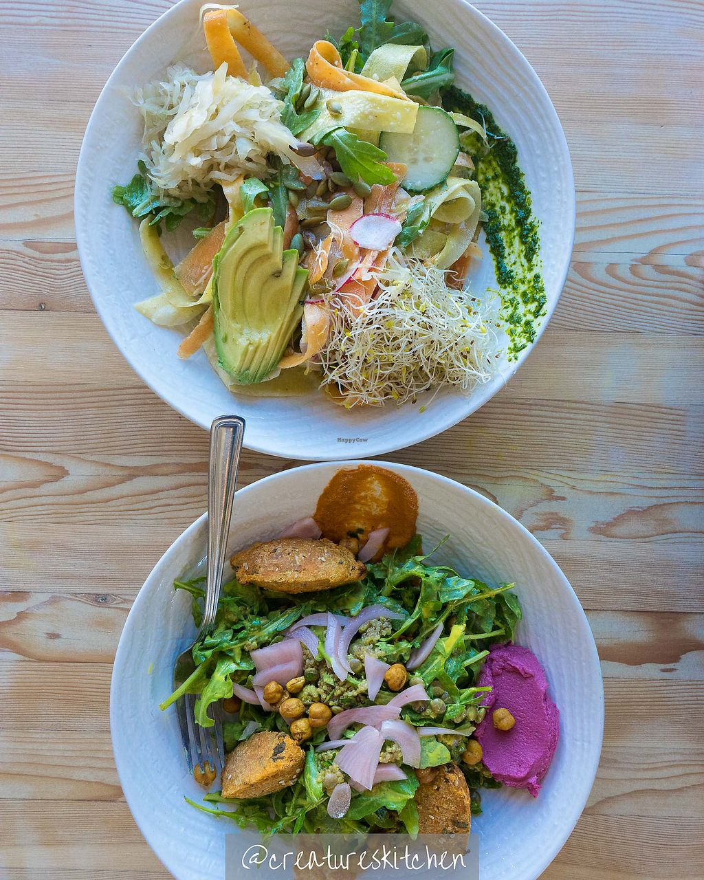 "Photo of Vital Supply Co  by <a href=""/members/profile/EmmaCebuliak"">EmmaCebuliak</a> <br/>Earth Bowl and Yam Falafel Bowl <br/> August 29, 2017  - <a href='/contact/abuse/image/99819/298693'>Report</a>"