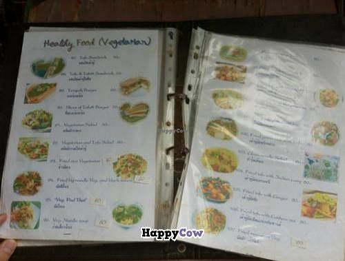 """Photo of Prayai  by <a href=""""/members/profile/Meowmeow"""">Meowmeow</a> <br/>vegetarian menu <br/> August 7, 2013  - <a href='/contact/abuse/image/9984/52850'>Report</a>"""