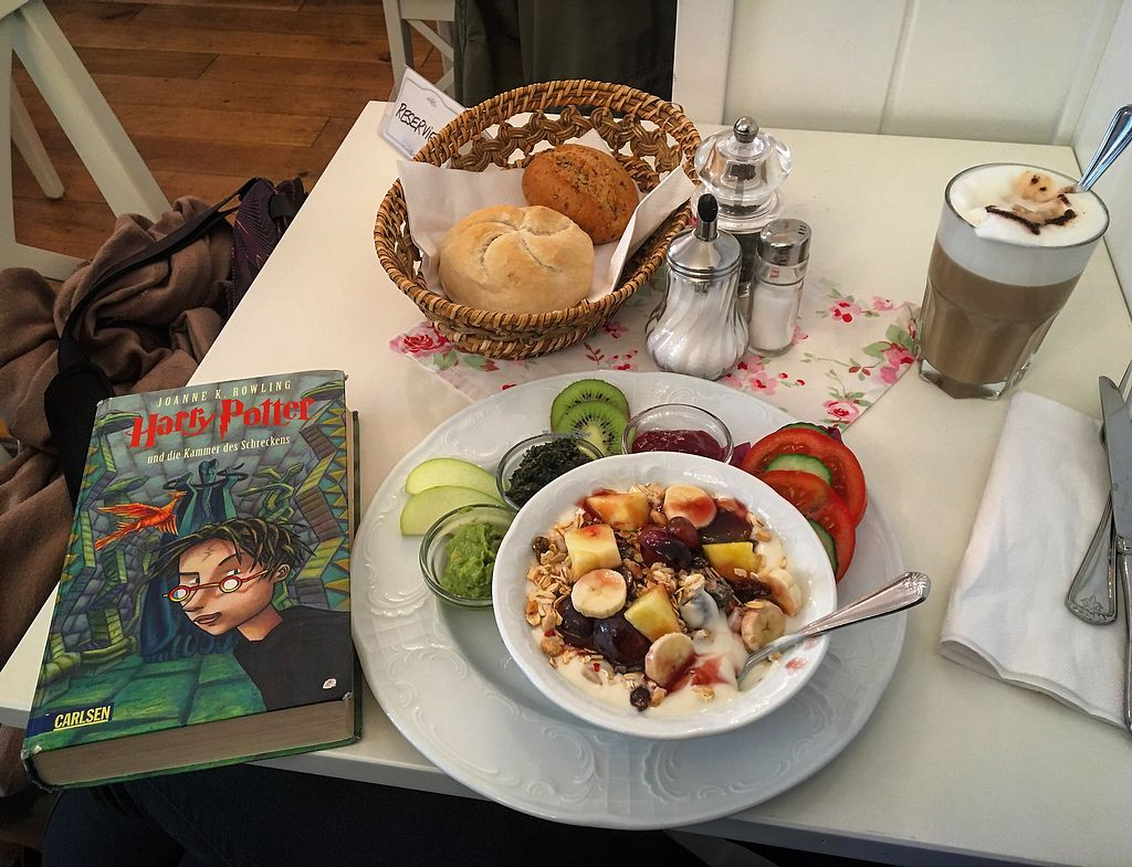 """Photo of Cafe Lotti  by <a href=""""/members/profile/KelseyHudspeth"""">KelseyHudspeth</a> <br/>Vegan lotti  <br/> November 3, 2017  - <a href='/contact/abuse/image/99854/321345'>Report</a>"""