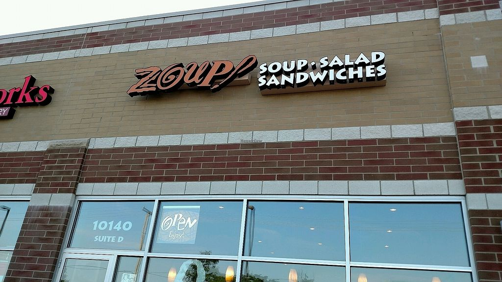 "Photo of Zoup  by <a href=""/members/profile/RosieTheVegan"">RosieTheVegan</a> <br/>Zoup! <br/> August 29, 2017  - <a href='/contact/abuse/image/99855/298739'>Report</a>"