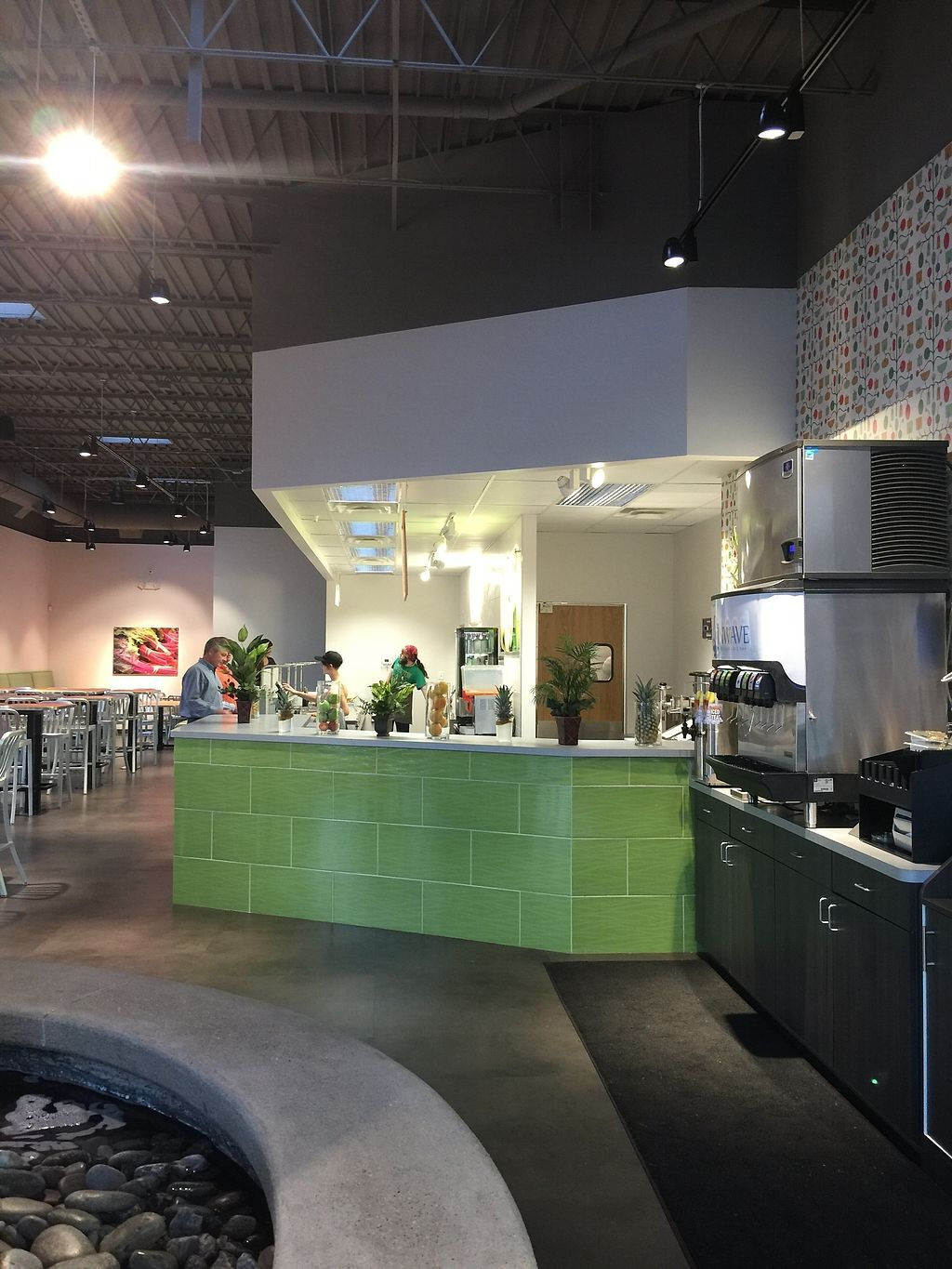 """Photo of InWave Restaurant & Juice Bar  by <a href=""""/members/profile/PeaceToAllBeings"""">PeaceToAllBeings</a> <br/>The restaurant always has great power bowls <br/> October 15, 2017  - <a href='/contact/abuse/image/99857/315553'>Report</a>"""