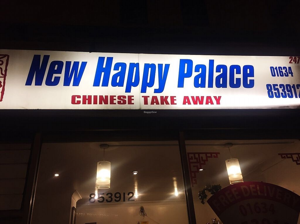 """Photo of New Happy Palace   by <a href=""""/members/profile/TARAMCDONALD"""">TARAMCDONALD</a> <br/>Exterior <br/> December 12, 2017  - <a href='/contact/abuse/image/99866/334877'>Report</a>"""