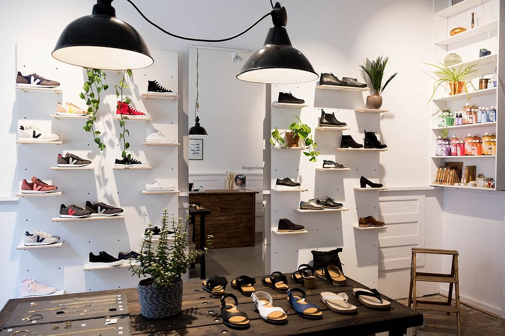 """Photo of LOVECO Vegan Shoes  by <a href=""""/members/profile/plumplorilina"""">plumplorilina</a> <br/>A broad variety of vegan shoes <br/> April 12, 2018  - <a href='/contact/abuse/image/99868/384582'>Report</a>"""