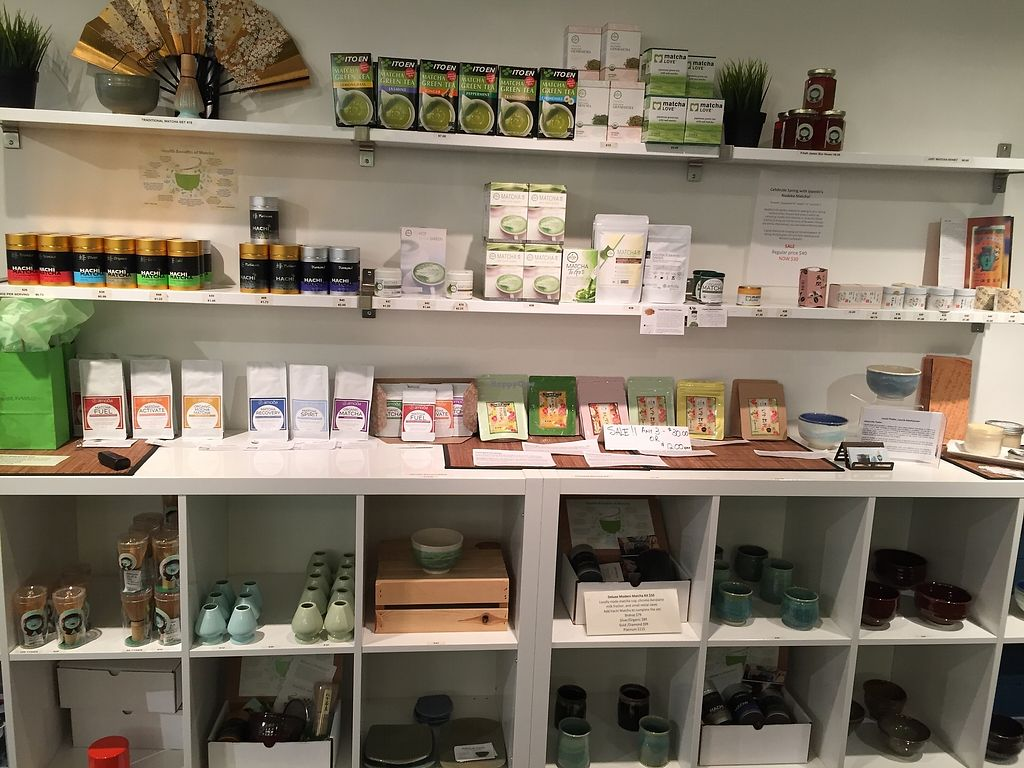 "Photo of Just Matcha Tea Shop  by <a href=""/members/profile/LindseyElizabeth"">LindseyElizabeth</a> <br/>Tea implements and matcha for sale <br/> September 30, 2017  - <a href='/contact/abuse/image/99872/310313'>Report</a>"