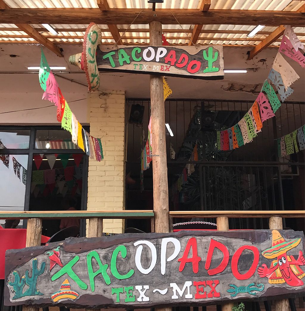 "Photo of Tacopado Comida Mexicana  by <a href=""/members/profile/earthville"">earthville</a> <br/>From the street <br/> September 2, 2017  - <a href='/contact/abuse/image/99876/299829'>Report</a>"