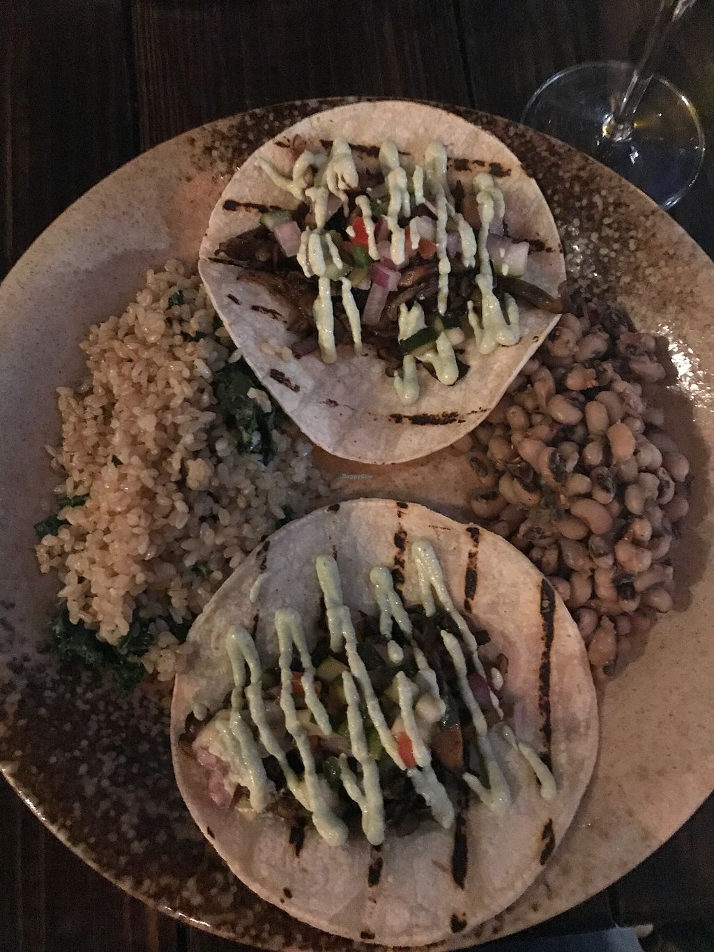 """Photo of Soul Tavern  by <a href=""""/members/profile/brooke123"""">brooke123</a> <br/>Mushroom tacos <br/> November 5, 2017  - <a href='/contact/abuse/image/99930/322169'>Report</a>"""