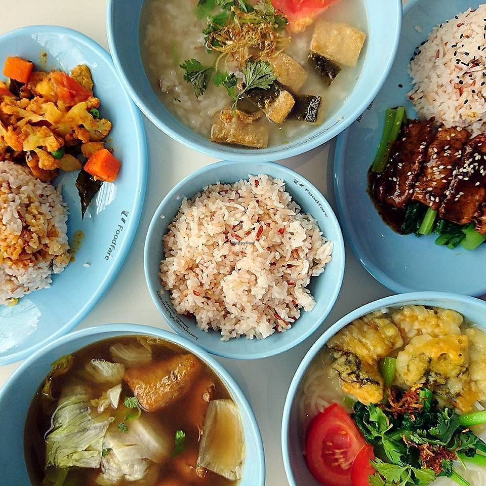 """Photo of Vairy Vegetarian  by <a href=""""/members/profile/JimmySeah"""">JimmySeah</a> <br/>many delicious dishes available on the menu! <br/> September 1, 2017  - <a href='/contact/abuse/image/99932/299734'>Report</a>"""