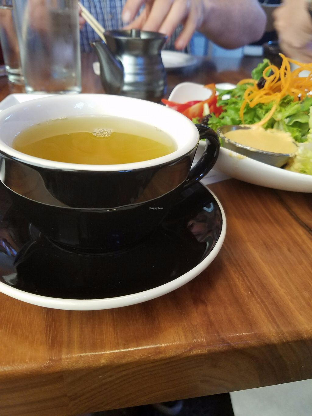 """Photo of Maru Sushi & Grill  by <a href=""""/members/profile/MerryRose"""">MerryRose</a> <br/>house blend green tea <br/> August 30, 2017  - <a href='/contact/abuse/image/99941/299146'>Report</a>"""