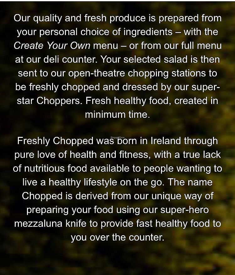 """Photo of Chopped - Dublin 16  by <a href=""""/members/profile/lmd06"""">lmd06</a> <br/>Chopped <br/> September 28, 2017  - <a href='/contact/abuse/image/99951/309404'>Report</a>"""
