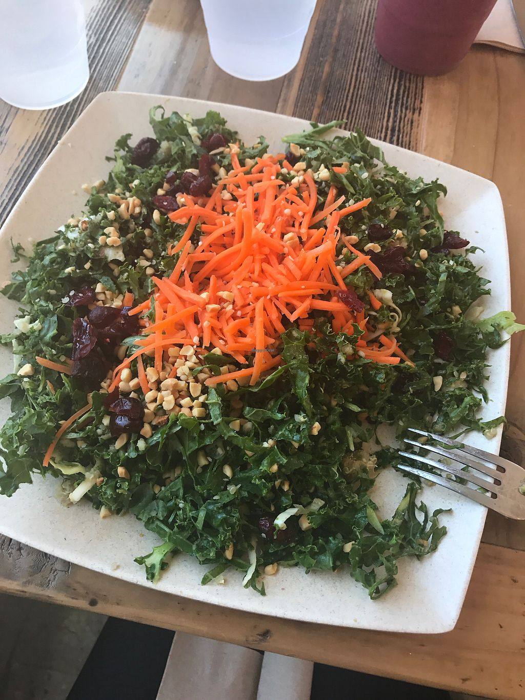 "Photo of Kale Me Crazy  by <a href=""/members/profile/KerryElise"">KerryElise</a> <br/>Kale salad <br/> September 1, 2017  - <a href='/contact/abuse/image/99976/299740'>Report</a>"