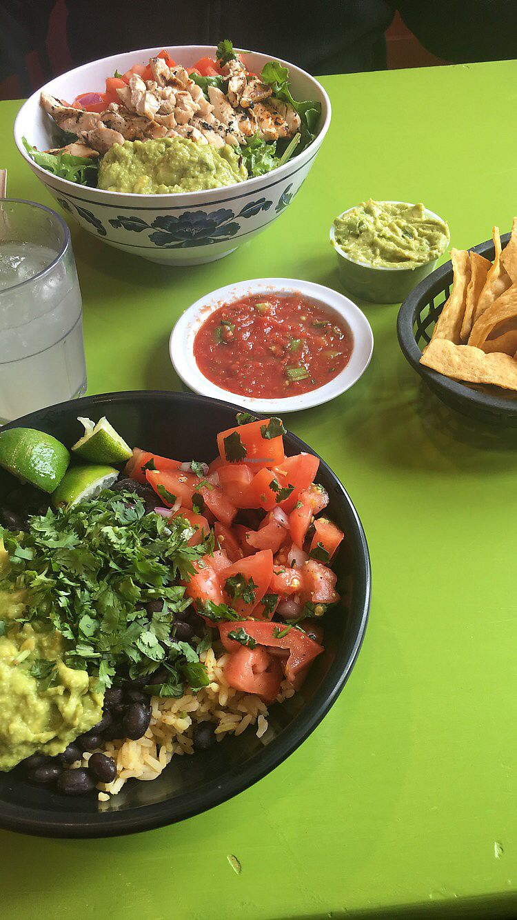 """Photo of Mesa Verde  by <a href=""""/members/profile/HannahKantor"""">HannahKantor</a> <br/>Mesa verde salad vegan without chicken  <br/> August 31, 2017  - <a href='/contact/abuse/image/99979/299538'>Report</a>"""