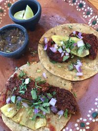 """Photo of Capuchino Cafe  by <a href=""""/members/profile/JackSidnell"""">JackSidnell</a> <br/>Tacos al pastor !!! Also amazing  <br/> February 12, 2018  - <a href='/contact/abuse/image/100111/358471'>Report</a>"""