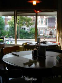 "Photo of De Wankele Tafel Vegetarisch Restaurant  by <a href=""/members/profile/Gudrun"">Gudrun</a> <br/> August 29, 2012  - <a href='/contact/abuse/image/1025/37122'>Report</a>"