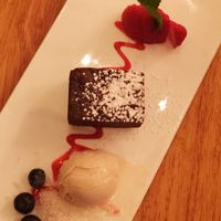 """Photo of Cafe Blossom - Upper West Side  by <a href=""""/members/profile/TheVeganSix"""">TheVeganSix</a> <br/>Chocolate Ganache  <br/> March 26, 2016  - <a href='/contact/abuse/image/12172/141426'>Report</a>"""