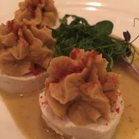 """Photo of Cafe Blossom - Upper West Side  by <a href=""""/members/profile/the.friendly.fig"""">the.friendly.fig</a> <br/>Deviled Tofu <br/> August 23, 2016  - <a href='/contact/abuse/image/12172/170994'>Report</a>"""