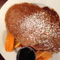 """Photo of Cafe Blossom - Upper West Side  by <a href=""""/members/profile/Brok%20O.%20Lee"""">Brok O. Lee</a> <br/>Pancakes <br/> March 16, 2014  - <a href='/contact/abuse/image/12172/66077'>Report</a>"""