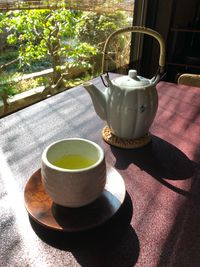 """Photo of Hachinoki  by <a href=""""/members/profile/Veggiechiliqueen"""">Veggiechiliqueen</a> <br/>Green tea <br/> March 3, 2018  - <a href='/contact/abuse/image/13870/366332'>Report</a>"""