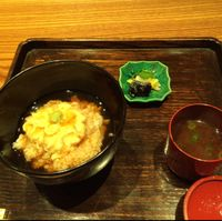 "Photo of Kajitsu  by <a href=""/members/profile/veggiehobbit"">veggiehobbit</a> <br/>yuba rice with miso soup <br/> February 22, 2016  - <a href='/contact/abuse/image/17158/137355'>Report</a>"