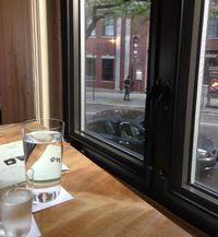 "Photo of Kajitsu  by <a href=""/members/profile/slo0go"">slo0go</a> <br/>View of city life from restaurant <br/> August 24, 2014  - <a href='/contact/abuse/image/17158/212303'>Report</a>"