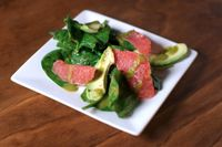 """Photo of Counter Culture  by <a href=""""/members/profile/Peanut4"""">Peanut4</a> <br/>Grapefruit & Avocado Salad <br/> April 5, 2017  - <a href='/contact/abuse/image/18120/244833'>Report</a>"""