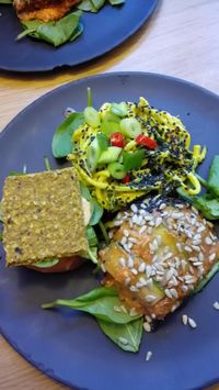 """Photo of 42 Degrees Raw - Pilestaede  by <a href=""""/members/profile/Yilla"""">Yilla</a> <br/>Forgot the name but very good food! <br/> November 24, 2014  - <a href='/contact/abuse/image/20746/86342'>Report</a>"""