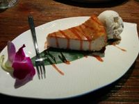 "Photo of Franchia Vegan Cafe  by <a href=""/members/profile/ufleydee"">ufleydee</a> <br/>Cheesecake with ice cream <br/> October 15, 2015  - <a href='/contact/abuse/image/2265/121416'>Report</a>"