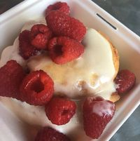 "Photo of Cinnaholic  by <a href=""/members/profile/WellBEingJillBernard"">WellBEingJillBernard</a> <br/>old school with raspberries <br/> June 19, 2017  - <a href='/contact/abuse/image/23203/270770'>Report</a>"
