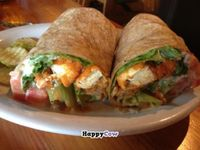 """Photo of Vita Cafe  by <a href=""""/members/profile/JohnGardner"""">JohnGardner</a> <br/>BUFFALO TOFU WRAP <br/> August 12, 2013  - <a href='/contact/abuse/image/2434/53138'>Report</a>"""