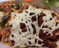 "Photo of Wildflower Earthly Vegan Fare  by <a href=""/members/profile/Carrr4288"">Carrr4288</a> <br/>Vegan Lasagna  <br/> March 31, 2014  - <a href='/contact/abuse/image/25282/208817'>Report</a>"