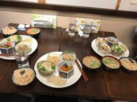 """Photo of Sujata  by <a href=""""/members/profile/MihaGrudnik"""">MihaGrudnik</a> <br/>Japanese meal set (和定食) <br/> February 21, 2017  - <a href='/contact/abuse/image/26720/228736'>Report</a>"""